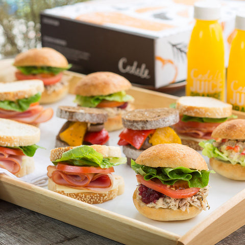 Party Sliders Platter | Cedele Market