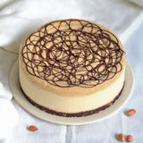 Sea Salt Peanut Butter Cheesecake | Cedele Market