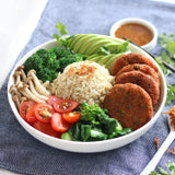 Thai Falafel Grains & Greens | Cedele Market