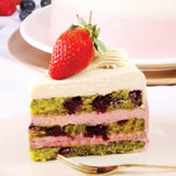 Very Berry Pistachio Cake
