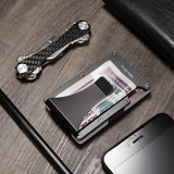 New-Bring Aluminium Card Holder With RFID