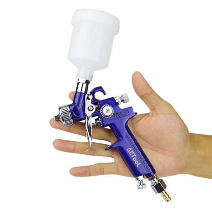 Mini HVLP Air Paint Spray Gun