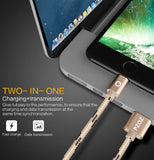 Durable Fast Charge Adapter 8 Pin USB Cable For iPhone