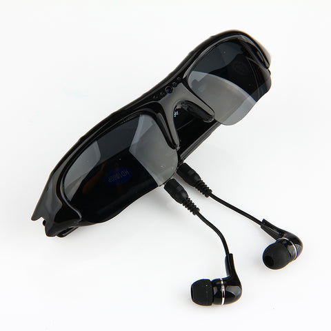 Hautz Full HD Camcorder Sunglasses