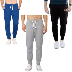 Best Seller: Premium Fleece Joggers Combo - Badtamees
