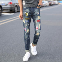 Men's Super Patch Denim Tech Stretch