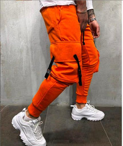 Latest Orange Cargo Premium 5 Pocket Joggers_Fashion Sale
