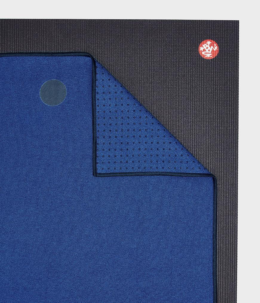 Manduka Yogitoes Skidless Yoga Mat Towel - Surf 2.0