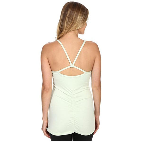Manduka Loop Back Cami - Grey