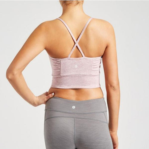 Manduka Wrap Up Bralette - Clarity
