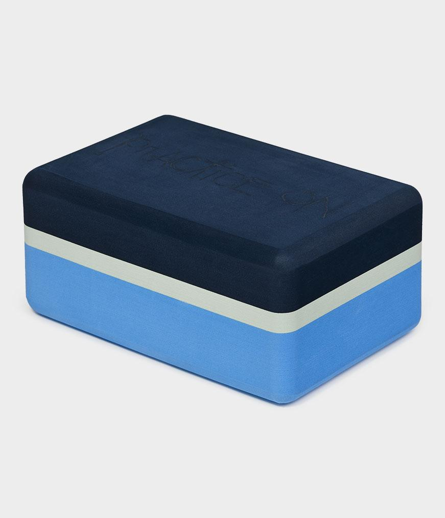 Manduka Recycled Foam Block - Surf