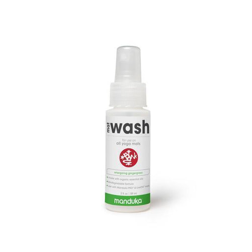 MANDUKA MAT CLEANER MATWASH RENEW 2 OZ - GINGERGRASS