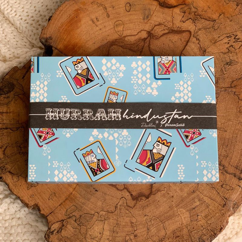 The King of Hearts Stationery Sets - A Set of 10 Folded Cards