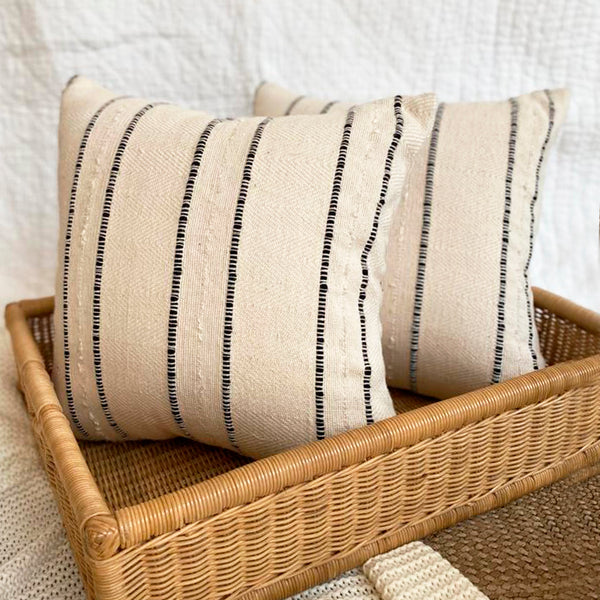 Speckled Sky Woven Cushion