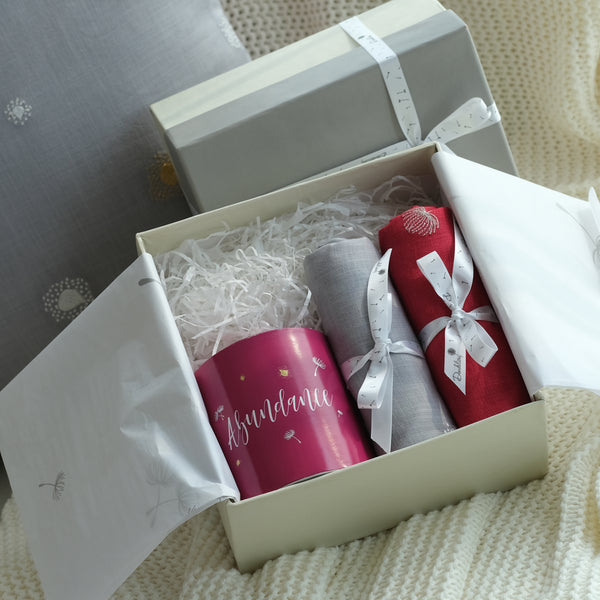 Dream Living Gift Set - Fuchsia