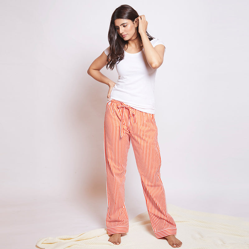 Women Cotton Pyjama