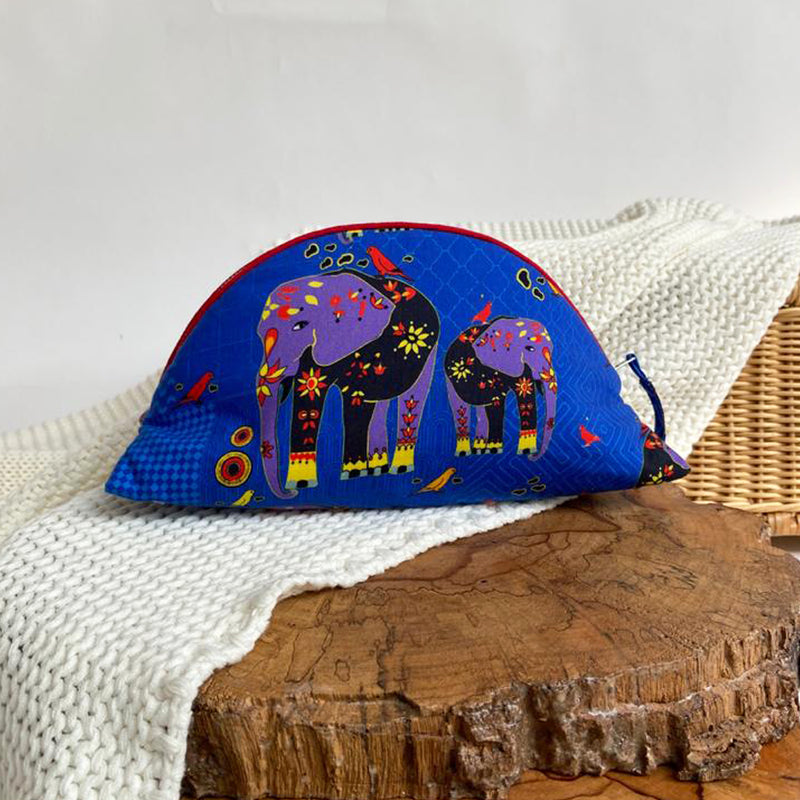 The Elephant Whisperer Hand Pouch - Set Of 2