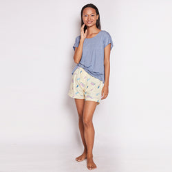 Feathers Of Faith Cotton Only Shorts
