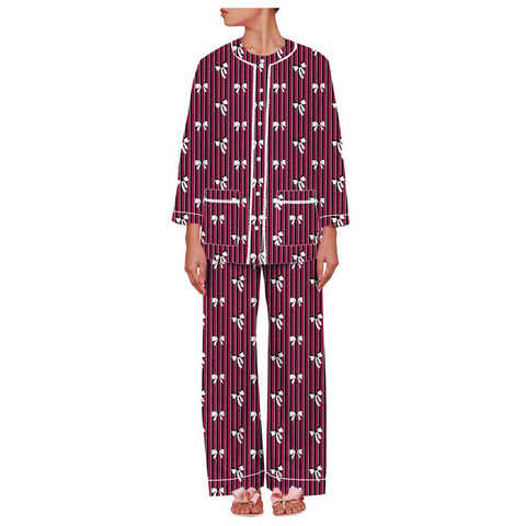 Henley Neck Full Sleeve PJ