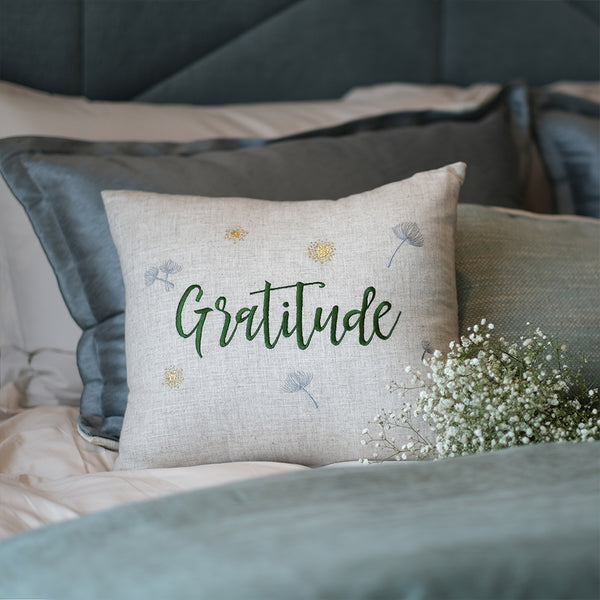 Gratitude Dream Pillow