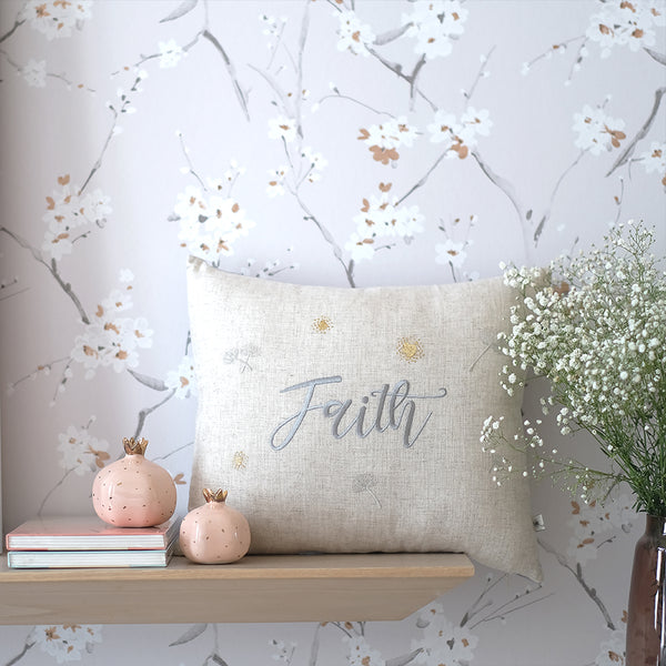 Faith Dream Pillow