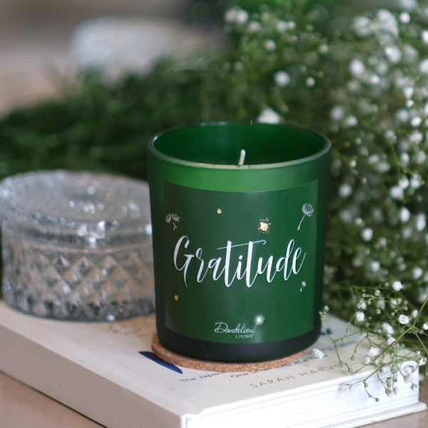 Gratitude Dream Candle - Oudh