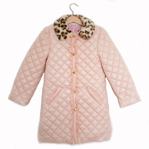 Manteau BALADE rose