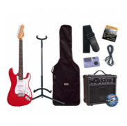 E6 Left Handed Guitar Blaster Pack £165 (rrp £199)