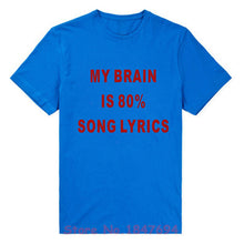 Song Lyric T Shirt