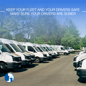Keep your fleet and your drivers safe!