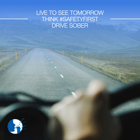 Live to see tomorrow. Think #SafetyFirst. Drive Sober!  Please visit www.breathalysers.co.za to learn about our range of personal & fleet #Breathalysers  #ArriveAlive #SoberDriving #SafeDriving