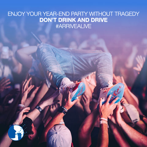 Enjoy your year-end party without tragedy!