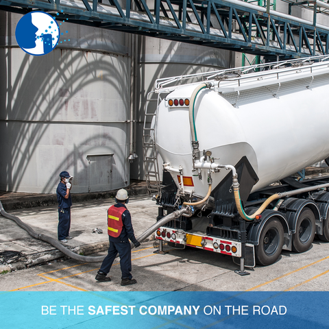 Be the safest company on the road