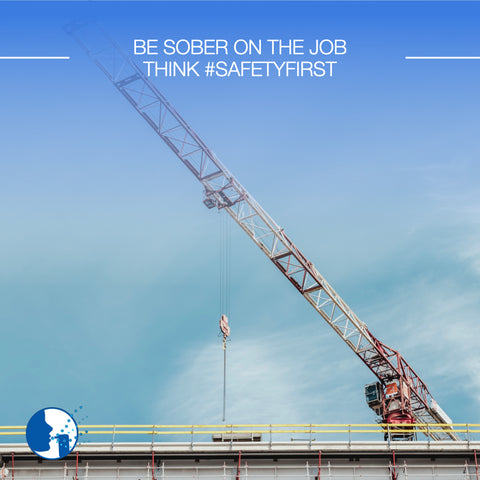 Breathalysers - Be sober on the job! Think #SafetyFirst