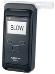 Alcoscan ALP1 BT for Industry and Law-Enforcement Breathalyser - Standard Pack