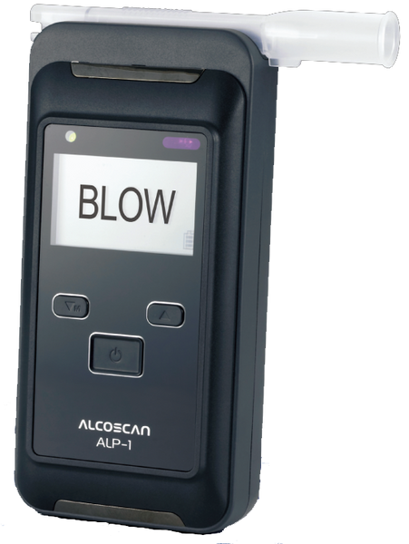 Alcoscan ALP1 BT for Industry & Law-Enforcement