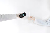 Alcoscan ALP1 BT for Industry and Law-Enforcement Breathalyser - Full Pack