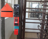 Automated Entrance Breathalyser System EBS010