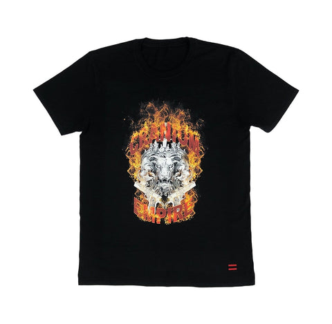 Fire Lion T-shirt