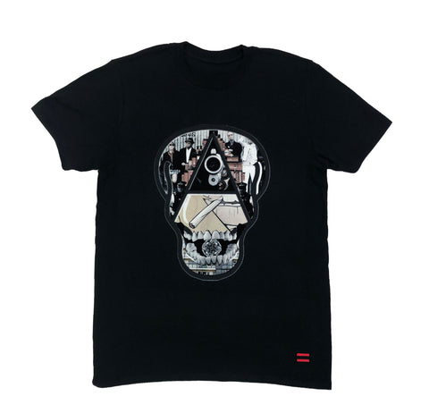 Black Mafia Boss T-shirt