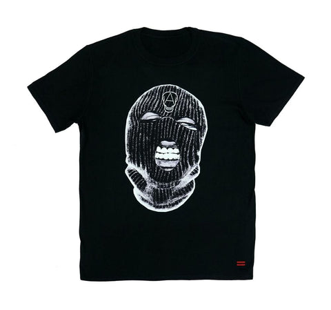 Mask On Oversized T-Shirt - Cranium Empire