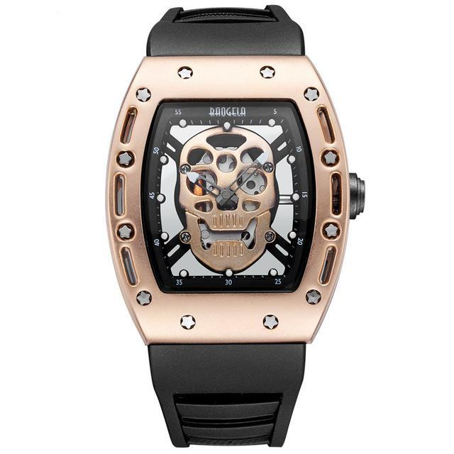 Skull Luxury Watch