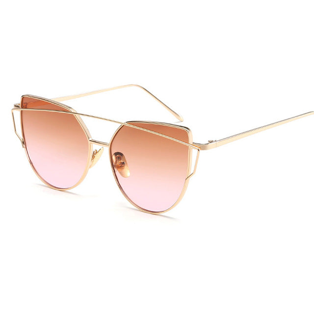 FREE Retro Cat Eye Women Sunglasses