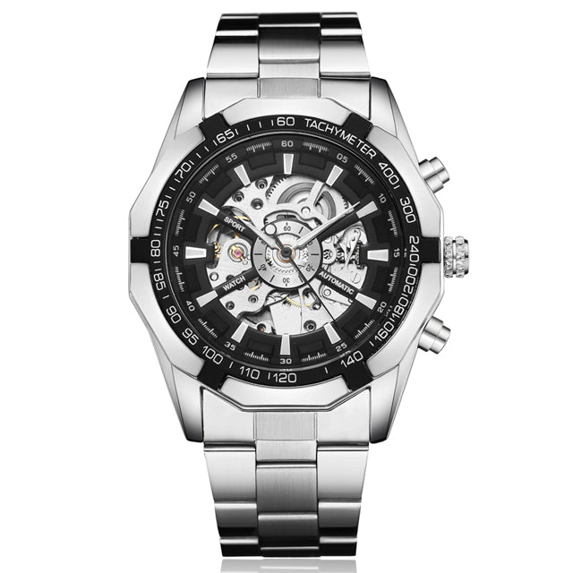 OBELISK Skeleton Watch