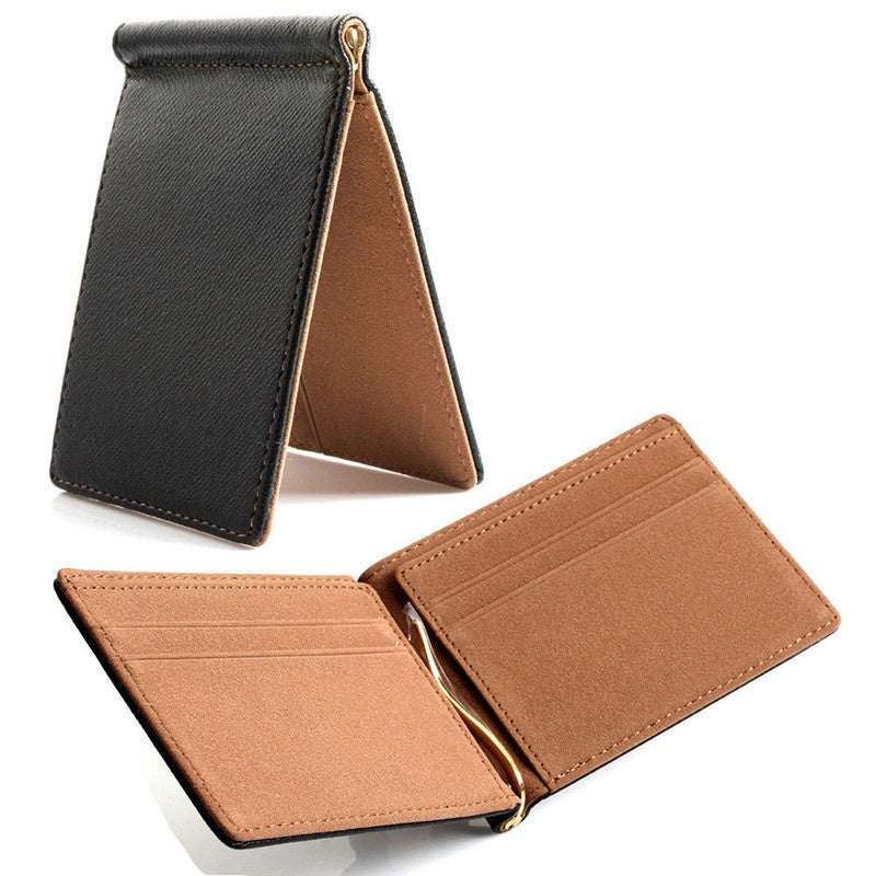 FREE Leather Slim Wallet