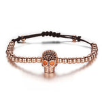 Punk Skull Luxury Bracelet