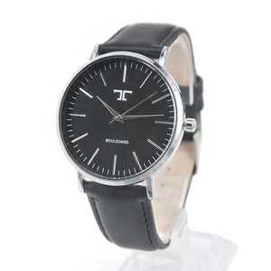 Lusitania Leather Ultrathin Watch