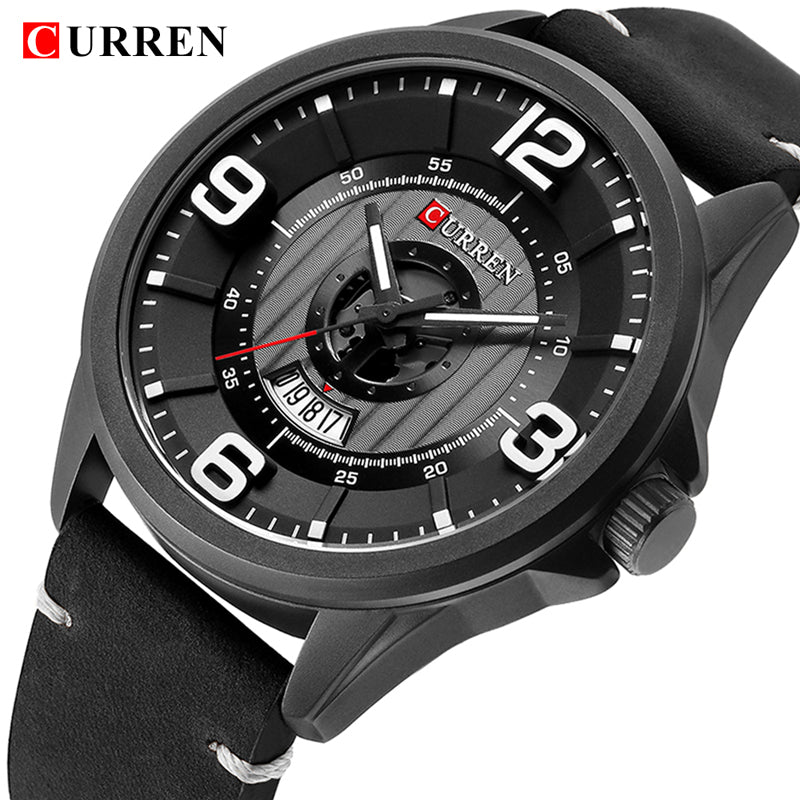 NEW CURREN WATCH