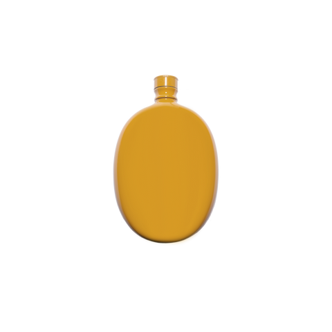 Hip Flask – Yellow