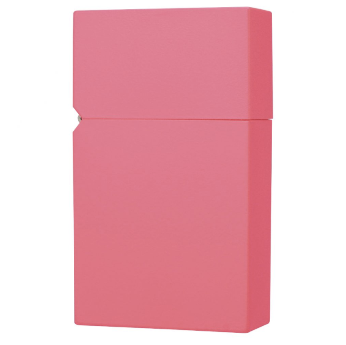 Hard Edge Petrol Lighter – Pink